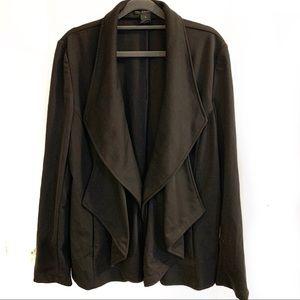 Grace Elements Black Jacket Blazer